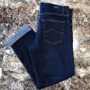 Patagonia Boyfriend Crop Jeans